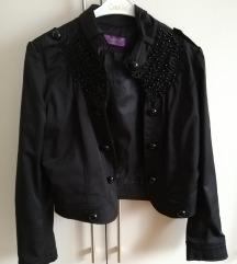 Crna sako jaknica/M