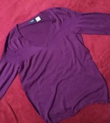 Ljubičasti džemperak NOVA CENA 700 DIN
