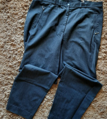 Pantalone C&A tamno sive