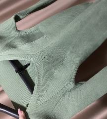 Trikotazna majica zelena