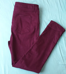 NOVO Koton bordo pantalone L/XL