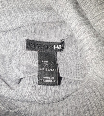 H&M rolka dzemper