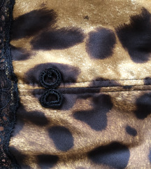 Dolce&Gabbana korset svila