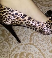 Cipele sa leopard printom, nove