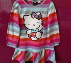 H&M Hello Kitty haljinica 1-2 godine