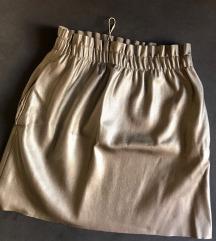 NOVO - Zara suknja S vel