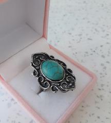 Vintage Prsten iz Indije (ili razmena)