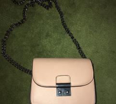 Puder  roze torbica