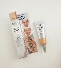 it's cosmetics CC+ krema spf50 4ml *NOVO*