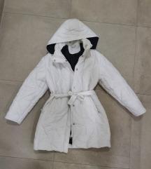 Bela jakna L-XL
