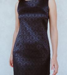 Kratka haljina od satena M 38