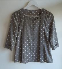 H&M bluza sa tufnama, S