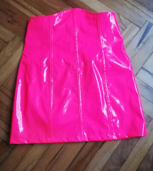 Suknja barbie pvc