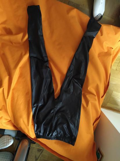 Helanke imitacija koznih pantalona