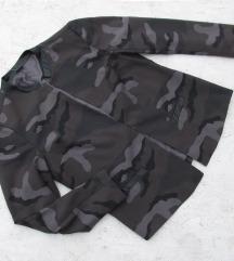 Novo! Sako-jaknica maskirnog dezena