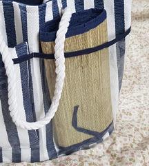 Novo,letnja torba sa asurom i jastucicem