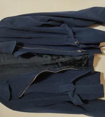 Vintage teget jaknica