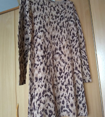 OASIS haljina dzemper animal print