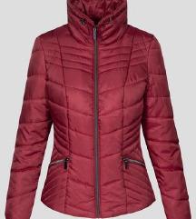 SNIZENO NOVA Orsay šuškava crvena jakna vel.38