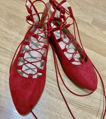 Baletanke crvene ❤️