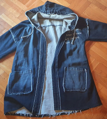 **Moderan italijanski pamucni duksic ili jaknica**