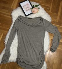 Siva/braon majica