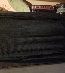 Svecana crna bluza
