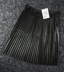 Faux leather CLP suknja, vel. XS/ S