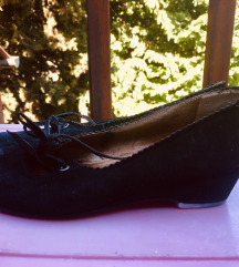 Vintage kozne cipelice za devojcice