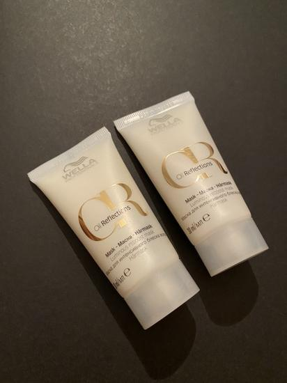 Wella Oil Reflection mask duo