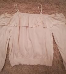 Prljavo bela H&M bluzica  *DANAS 300*