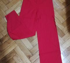 Crvene pantalone38/40