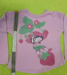 Bluzica za bebe 68-74-videti mere!