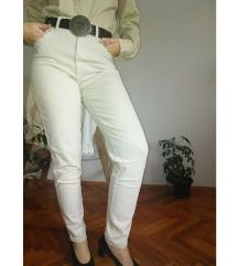 Italijanske high-waist pantalone