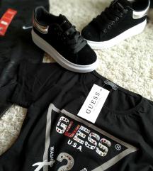 Snizeno 🎀GUESS zenska majica,NOVA S,L