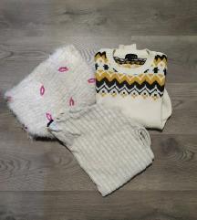 3 džempera za 600
