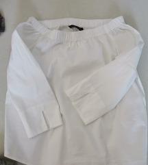 Zara bela bluza NOVA 🤍
