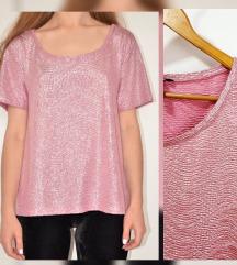 H&M shiny bluza