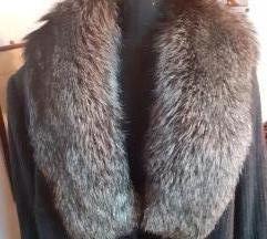 Kragna od srebrne lisice