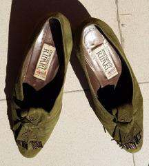 Vintage Maria Grazia Ripari kožne cipele