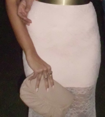 Duga haljina cipka