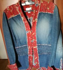 H & M teksas jakna/ sako