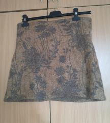 Suknja L velicine