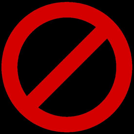 Nedozvoljeni predmeti