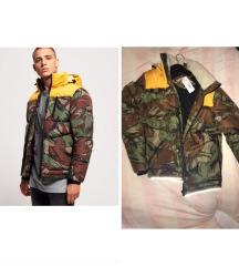 SUPERDRY muska zimska jakna sa etiketom L