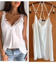 MAX&CO bela bluza majica