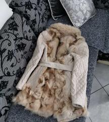 SNIZENA jakna sa krznom lisice