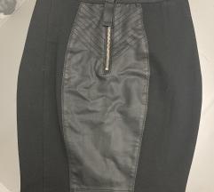 Suknja Jean Paul Gaultier za Lindex