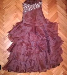 Svečana elegantna haljina