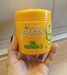 Garnier Fructis Oil Repair 3 Maska za kosu